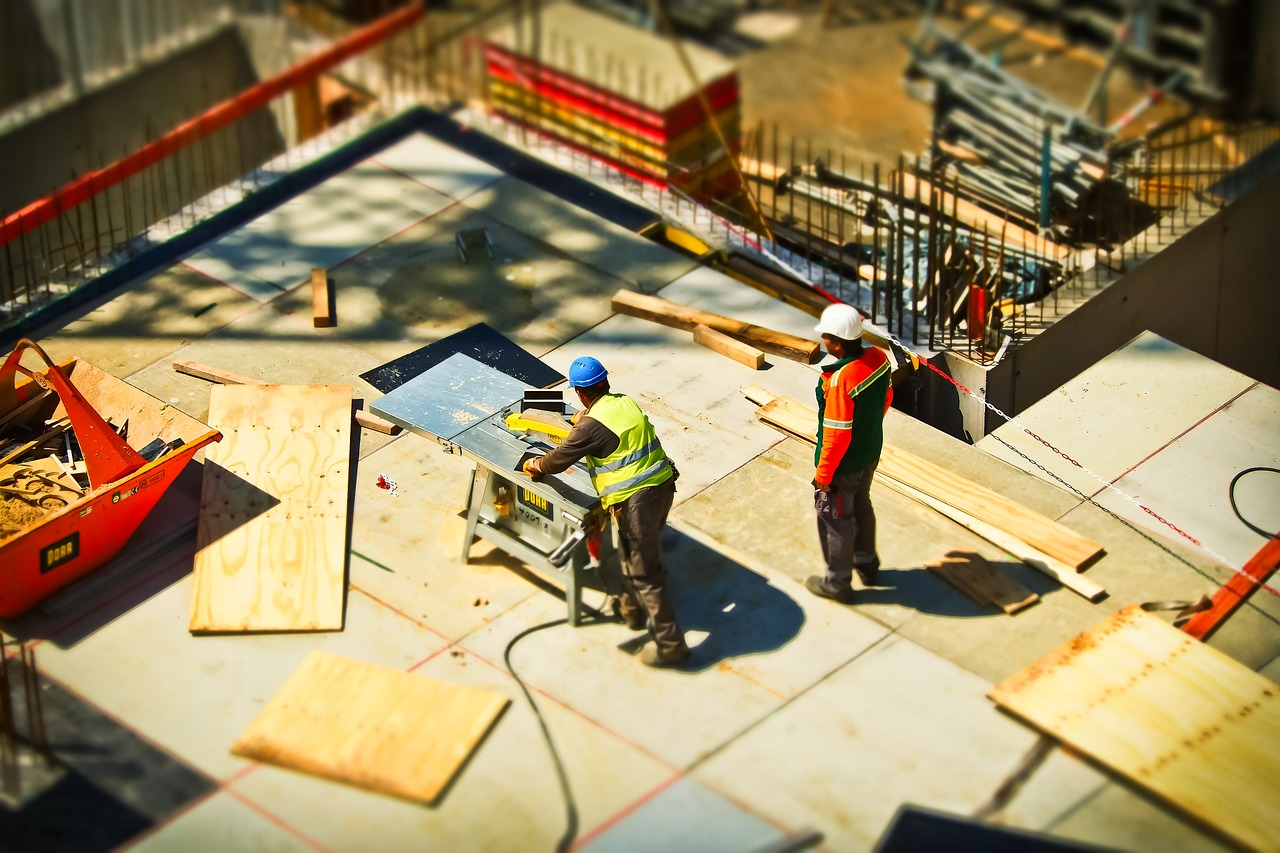 Three Steps to Improve Construction Site Safety
